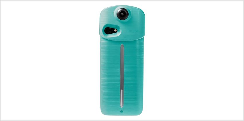 Ion360 U iPhone 7 / 8 Camera Attachment - Teal from Argos