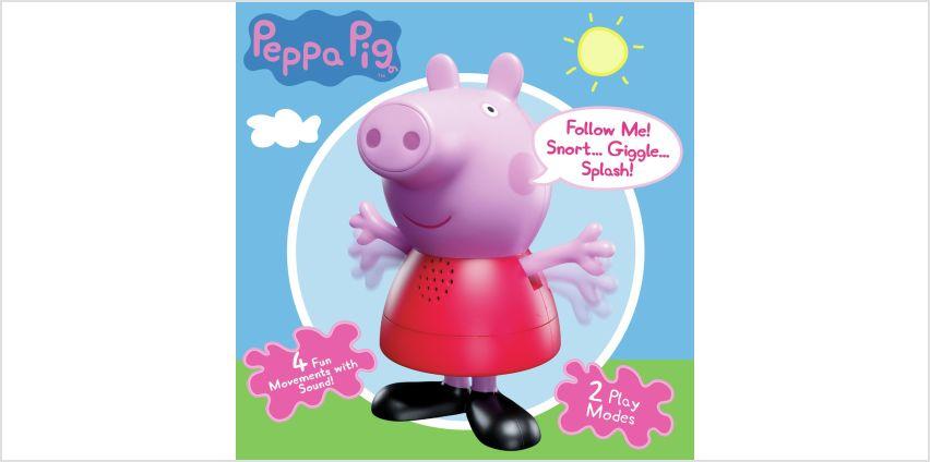 Peppa Pig Follow Me Peppa from Argos