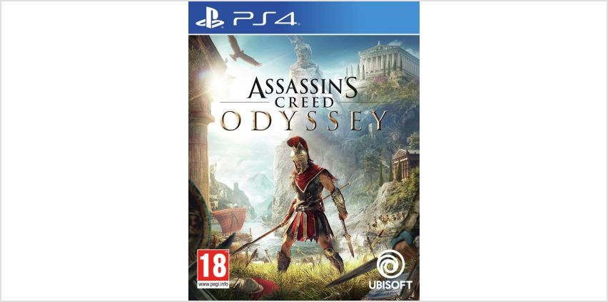 Assassin's Creed Odyssey PS4 Game from Argos