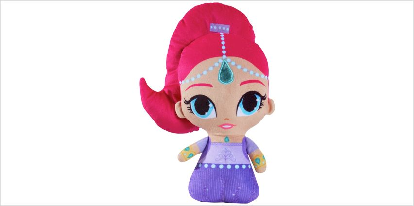Shimmer & Shine Go Glow Pal - Shimmer from Argos