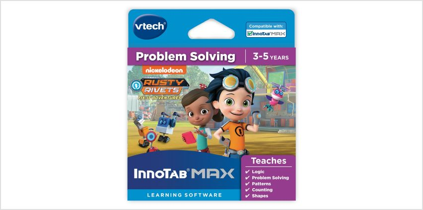 VTech Innotab Software Rusty Rivets from Argos