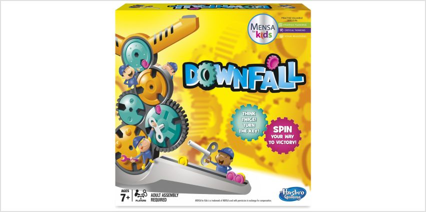 Downfall from Hasbro Gaming from Argos