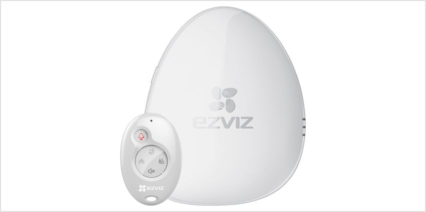 Ezviz A1 Alarm Hub And Controller from Argos