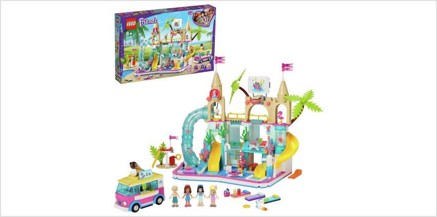 LEGO Friends Summer Fun Water Park Resort Playset - 41430 from Argos