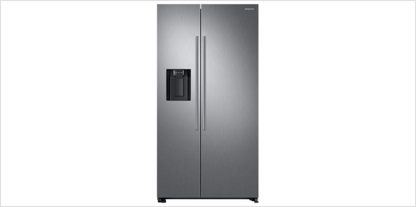 Samsung RS67N8210S9/EU American Fridge Freezer - S/ Steel from Argos