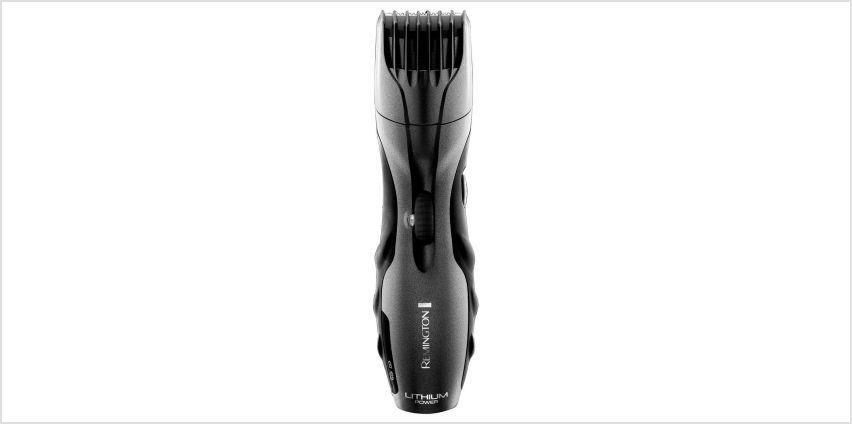 Remington Lithium Barba Beard Trimmer MB350L from Argos