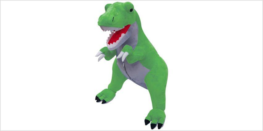 Inflate-A-Mals 5ft T-Rex from Argos