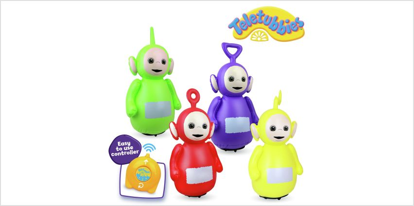 Teletubbies Inflatable Radio Control Assortment from Argos
