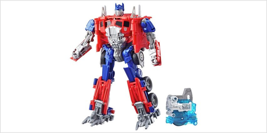 Transformers Bumblebee Energon Igniters Nitro Series Figures from Argos