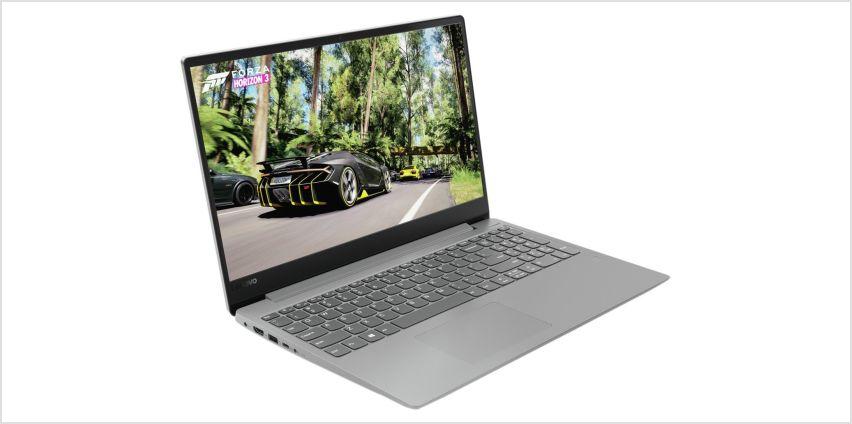 Lenovo IdeaPad 330S 15.6 Inch Ryzen 3 4GB 128GB Laptop- Grey from Argos