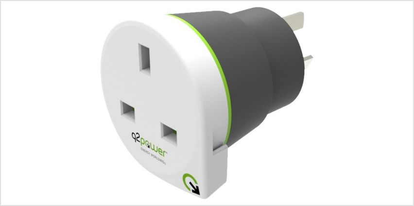Q2Power UK to Australia Travel Adapter from Argos