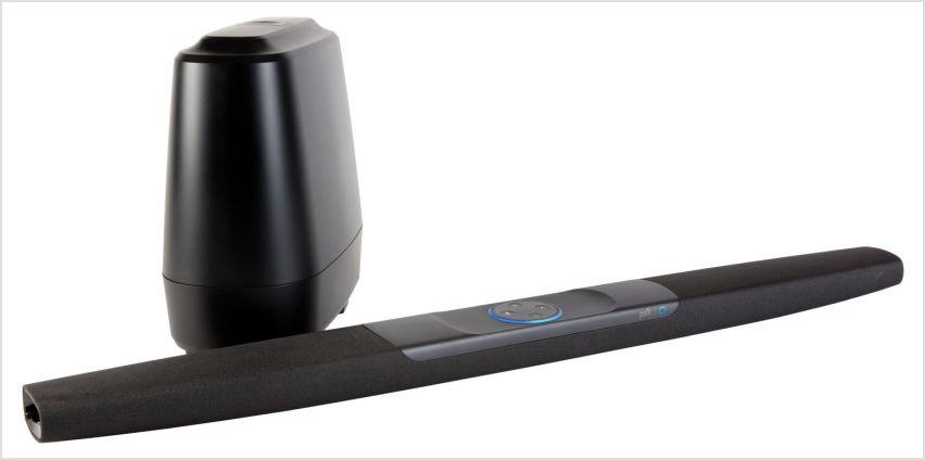 Polk Command Sound Bar with Alexa from Argos