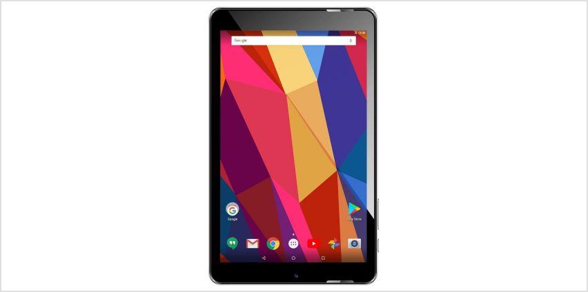 Alba 8 Inch 16GB Tablet - Black from Argos