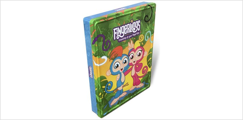 Fingerlings Activity Tin from Argos