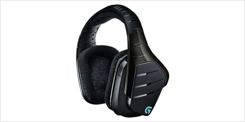 Logitech G933 Artemis Spectrum Wireless Gaming Headset from Argos