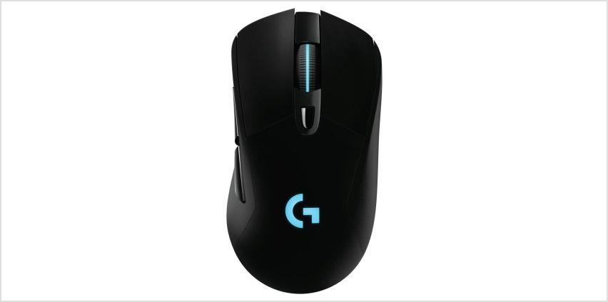 Logitech G703 Lightspeed Wireless Gaming Mouse from Argos