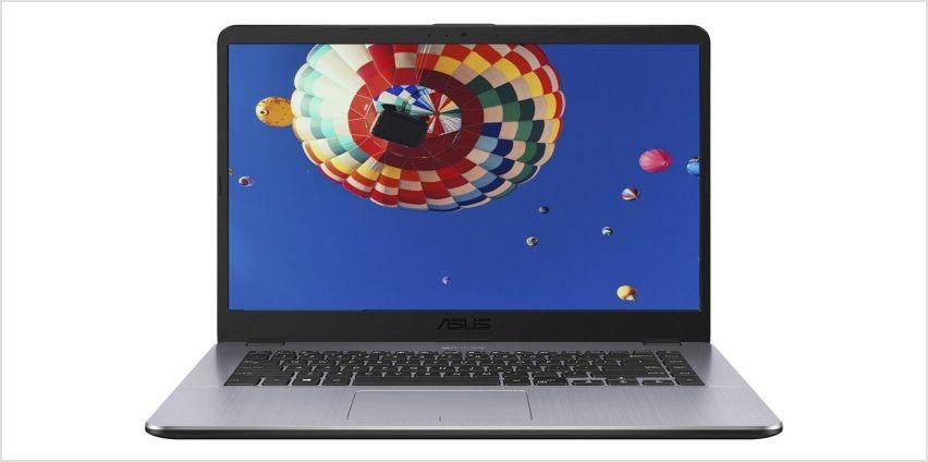 ASUS VivoBook 15 15.6 Inch AMD Ryzen 3 4GB 1TB Laptop from Argos