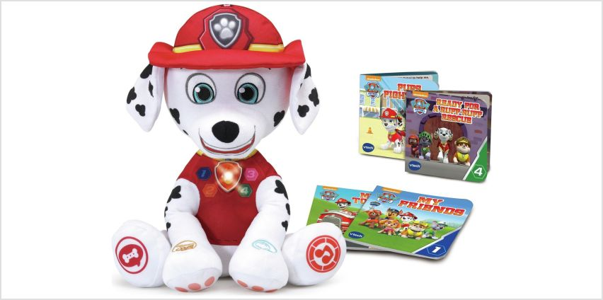 VTech PAW Patrol Read and Learn Marshall from Argos