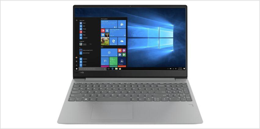 Lenovo IdeaPad330S 15.6In i3 4GB/16GB Optane 1TB Laptop-Grey from Argos