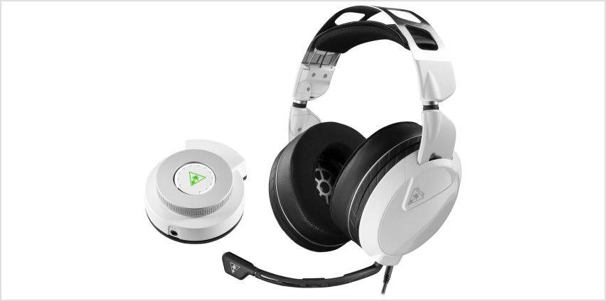 Turtle Beach Elite Pro 2 Xbox One Headset - White from Argos