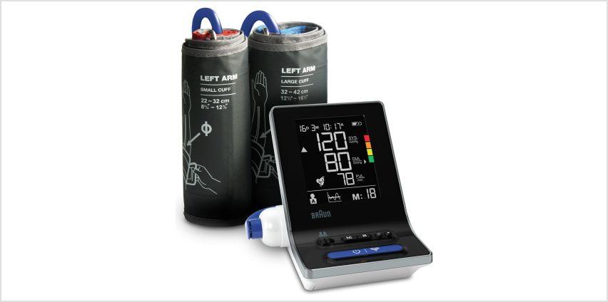 Braun Exact fit 3 Blood Pressure Monitor from Argos
