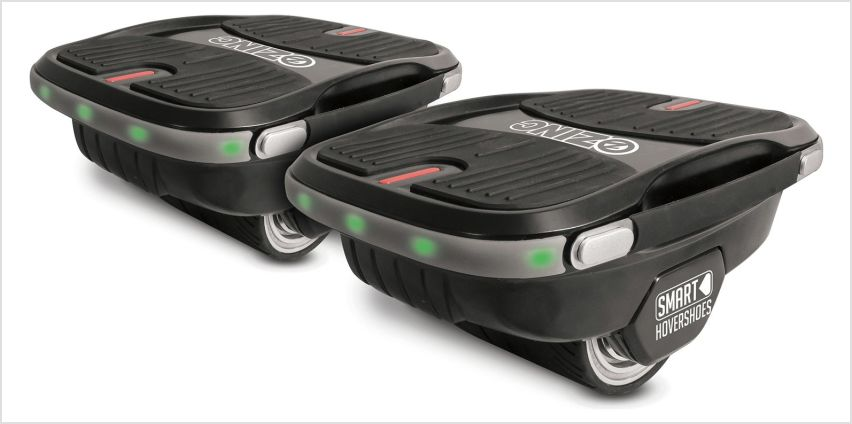 Zinc Smart Hover Shoes from Argos