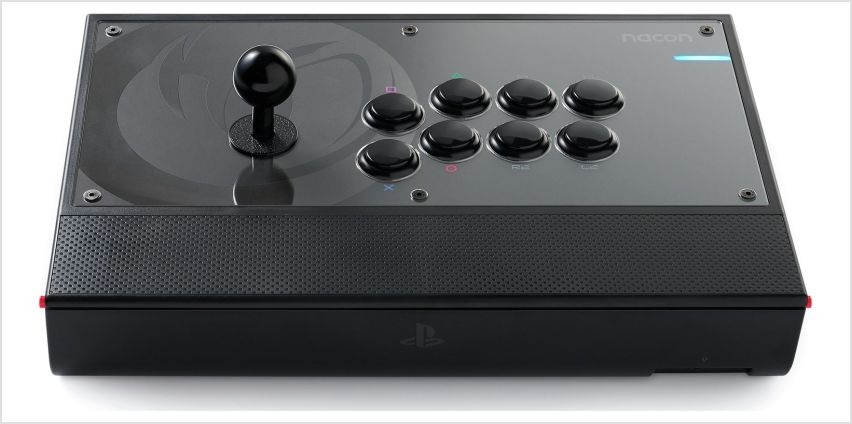 Daija Arcade Fight Stick PS4 Controller from Argos