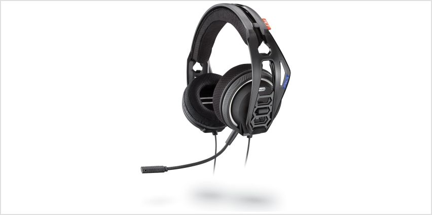 Plantronics RIG 400HS PS4 Headset - Grey from Argos