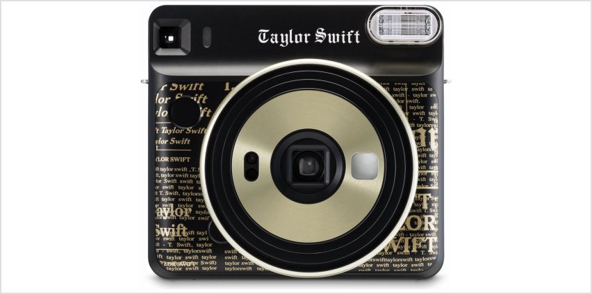 Instax Square SQ6 Taylor Swift Edition Camera from Argos