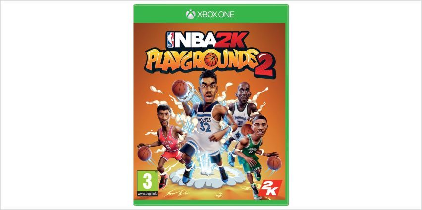 NBA Playgrounds 2 Xbox One Game from Argos