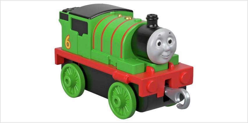 Thomas & Friends Small Push Along Percy from Argos