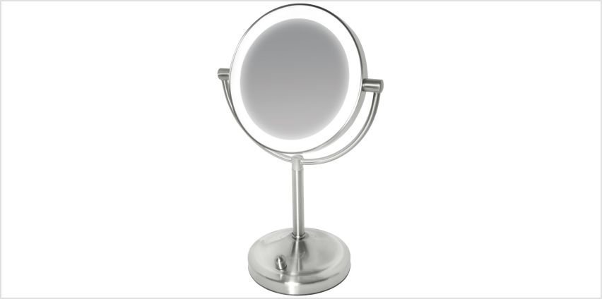 Homedics Double Sided Mirror from Argos