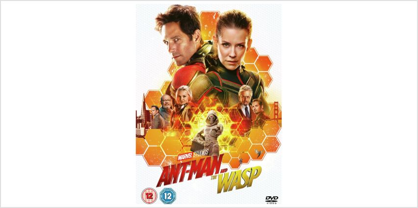 Ant-Man and the Wasp DVD from Argos