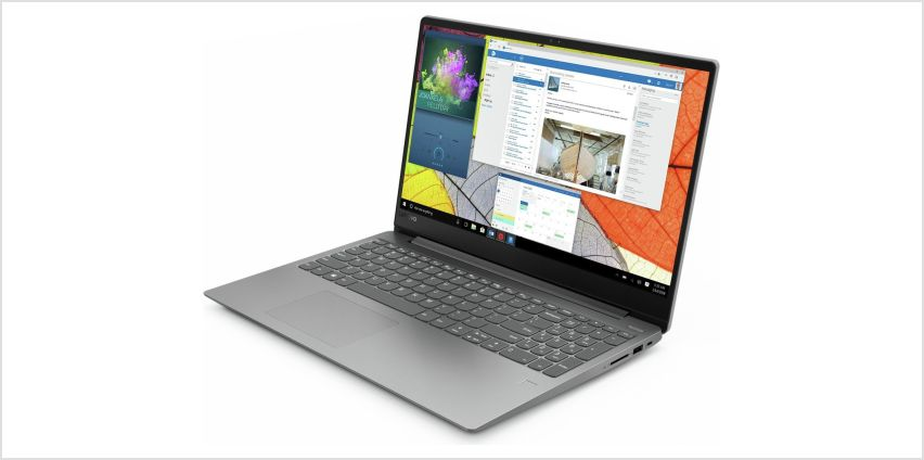 Lenovo IdeaPad 330S 15.6 Inch AMD A9 4GB 128GB Laptop from Argos