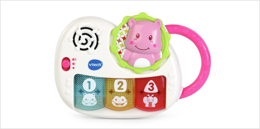 VTech My 1st Gift Set - Pink from Argos
