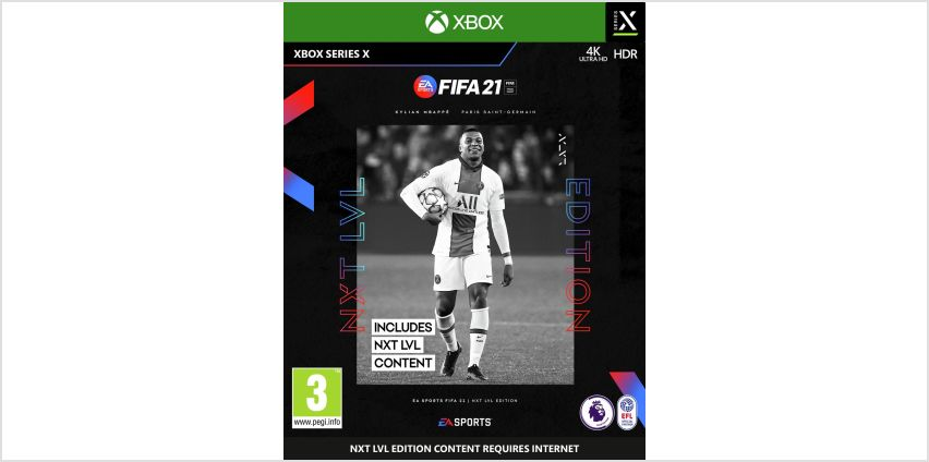 FIFA 21 Xbox Series X Game  from Argos