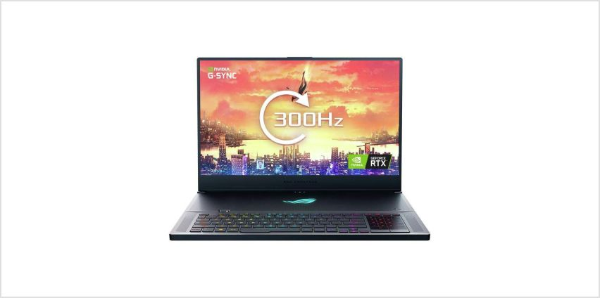 ASUS Zephyrus S17 17.3in i7 32GB 1TB RTX2080S Gaming Laptop from Argos