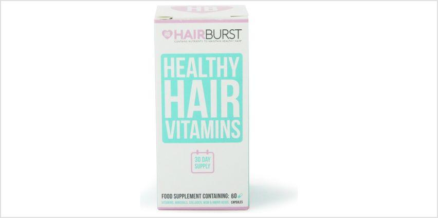 Hairburst Original Hair Vitamins from Argos