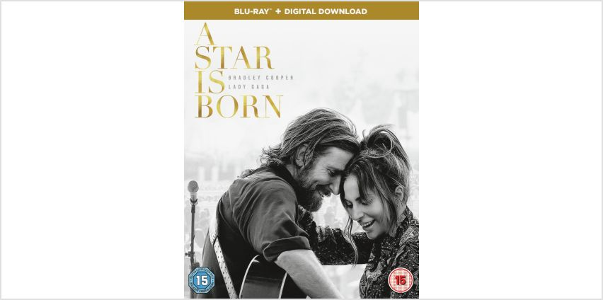 A Star is Born Blu-Ray from Argos