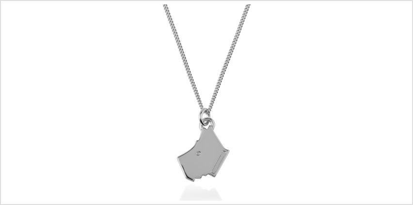 Radley Silver Dog Pendant 20 Inch Necklace from Argos