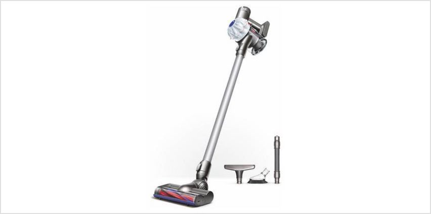 Dyson V6 Cordless Vacuum Cleaner with Tool Kit from Argos