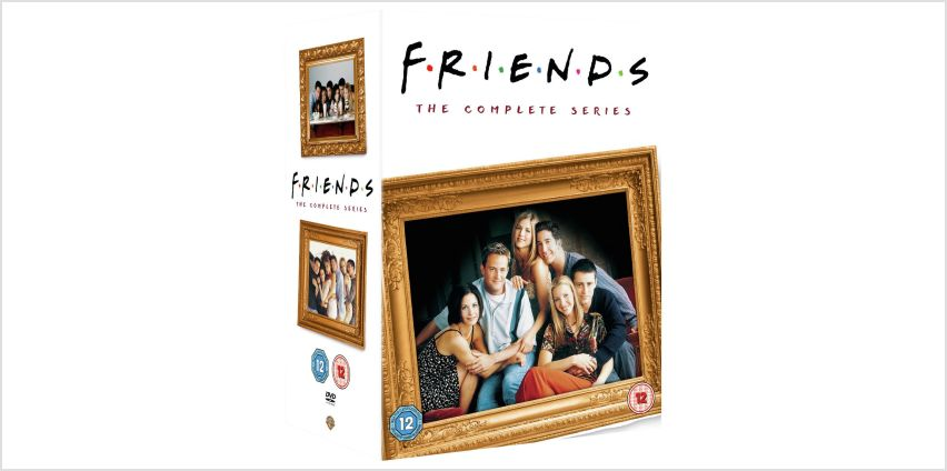 Friends The Complete Series Seasons 1-10 DVD Box Set from Argos