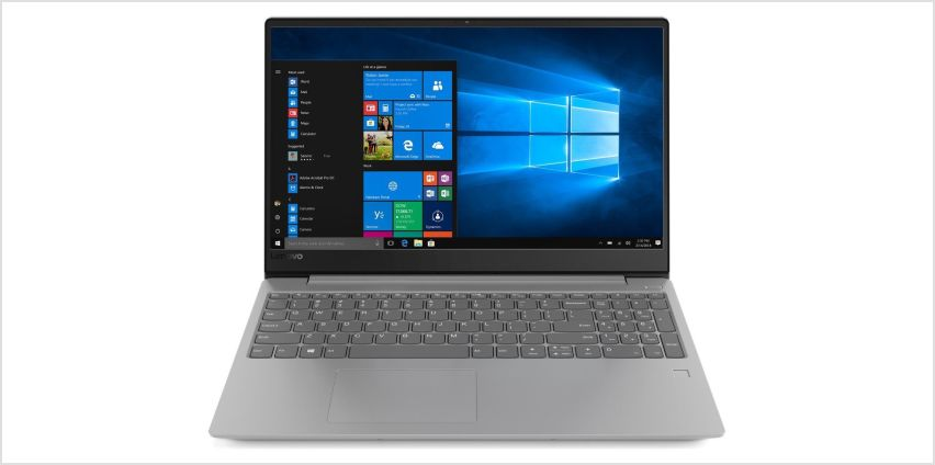 Lenovo IdeaPad 330S 15.6 In Pentium 4GB 128GB Laptop - Grey from Argos