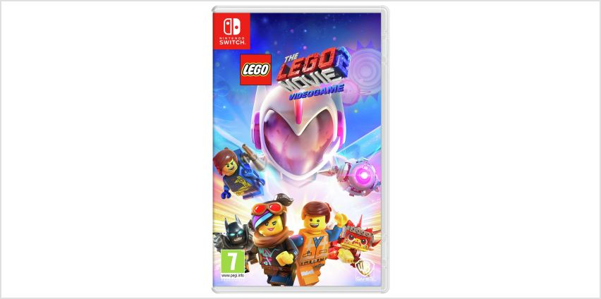 The LEGO Movie 2 Videogame Nintendo Switch Game from Argos