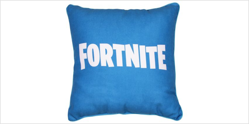 Fortnite Square Cushion from Argos