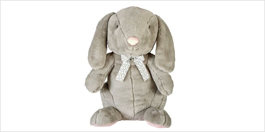 Argos Home Large Standing Bunny Plush from Argos
