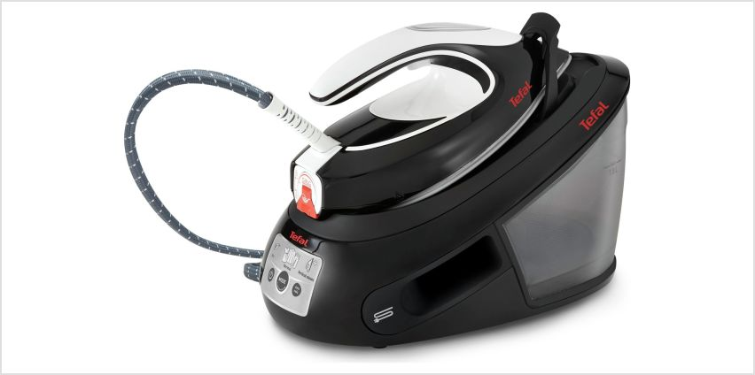 Tefal Express SV8055 Express OneTemp Steam  Generator Iron from Argos