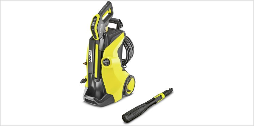 Karcher K5 Full Control Plus Pressure Washer from Argos