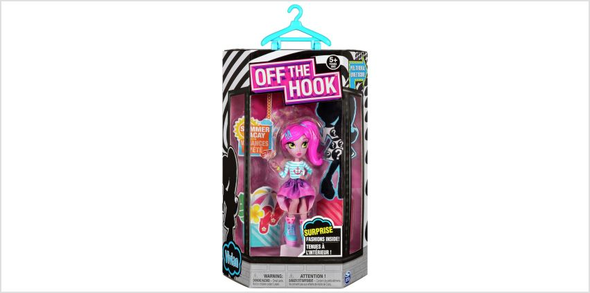 Off the Hook Dolls Assortment from Argos