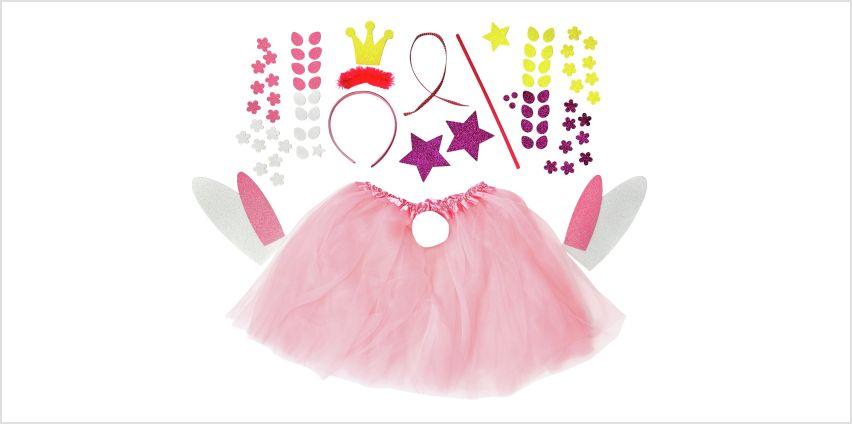 Argos Home Make Your Own Ballerina Bunny Outfit from Argos